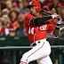 MLB: El Quisqueyano Víctor Robles aporta en triunfo de Nacionales sobre Bravos