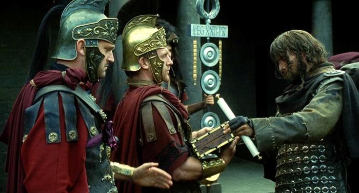 Travis Simpkins King Arthur 2004 Clive Owen Keira Knightley As Guinevere