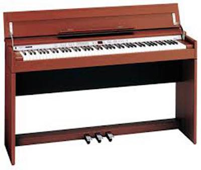 dan piano dien cu Roland DP-900