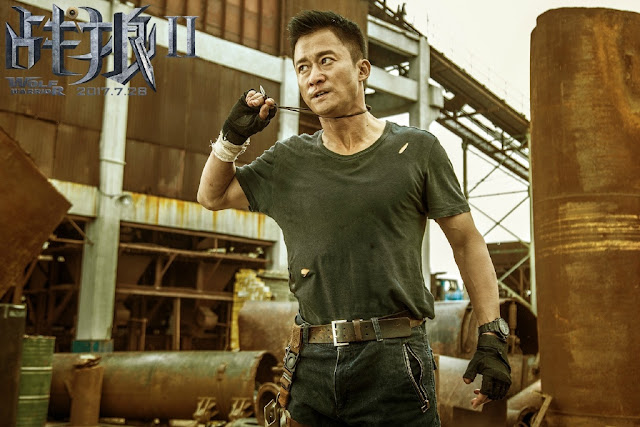 Wolf Warrior 2 Wu Jing
