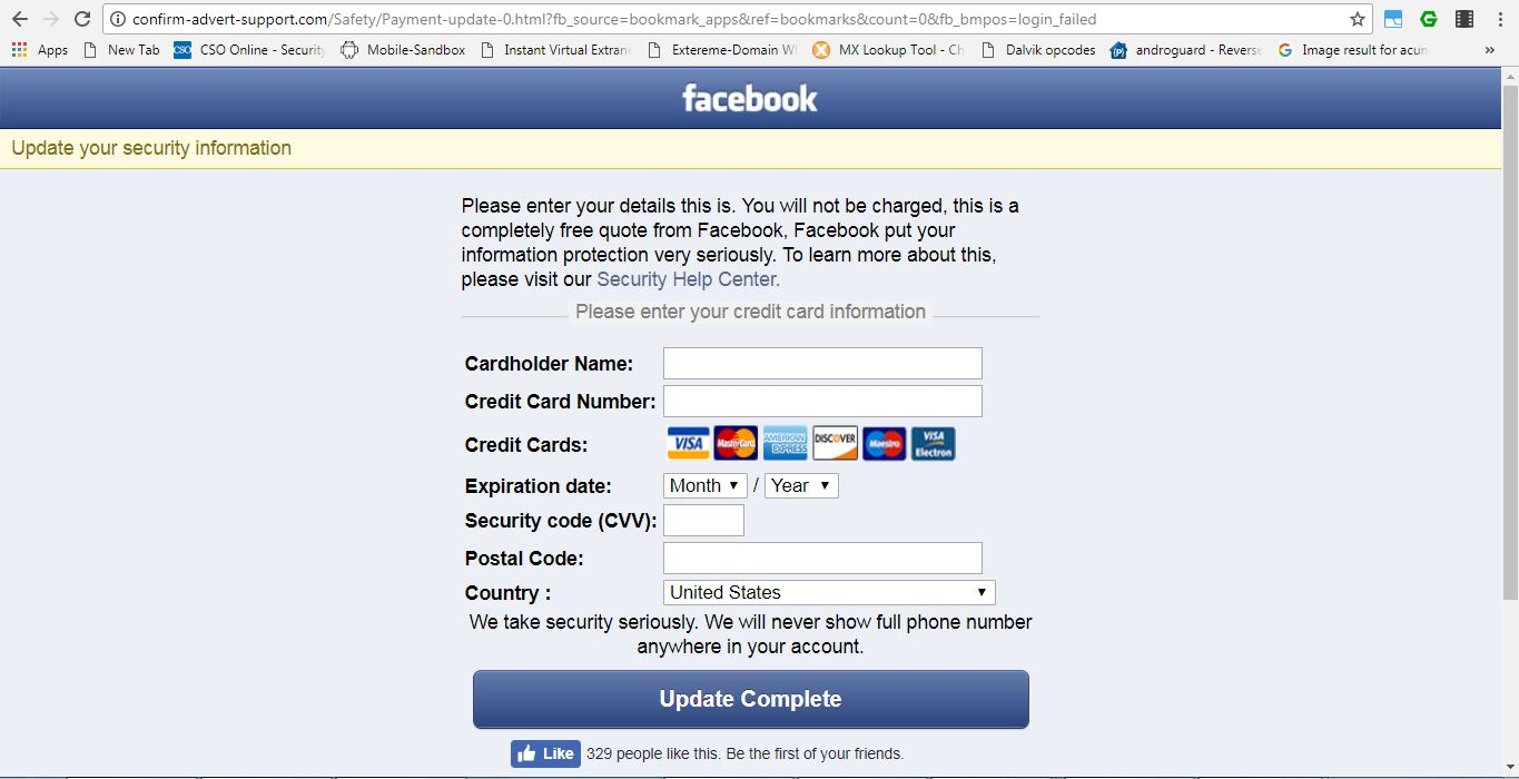 Cyber Crime !!! Phishing Fraud !!! Facebook !!! - Digi Aware