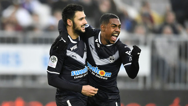 Le troll génial des Girondins de Bordeaux contre l'OL