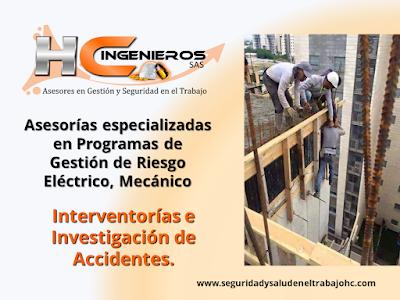 Gestion De Riesgo Electrico