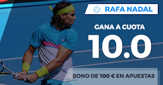 Paston Megacuota Nadal gana Tenis Masters 1000 Paris