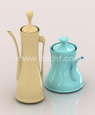 teapot 3d model free