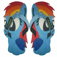 MLP Fake Slippers