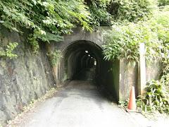 山王ヶ谷隧道