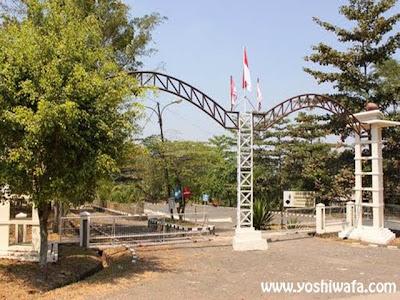 Wisata Bumi Perkemahan Karang Kitri, Bekasi