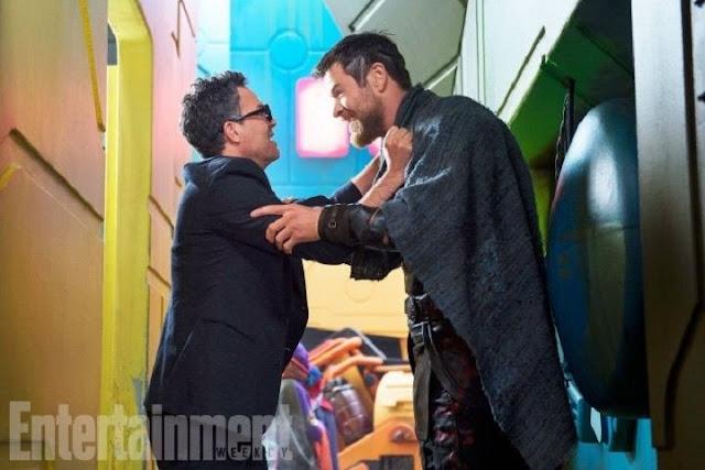 Mark Ruffalo regresa como Hulk en Thor: Ragnarok