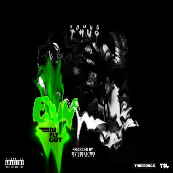 DJ Fly Guy & Young Thug - Eww - Single Cover