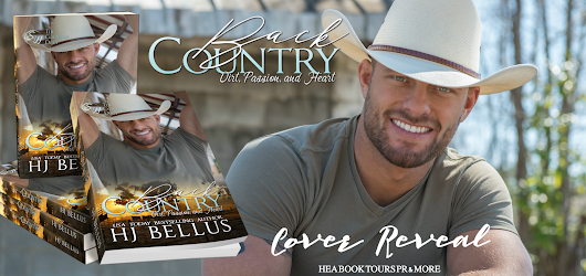 BACK COUNTRY by HJ Bellus #CoverReveal + #PreOrder