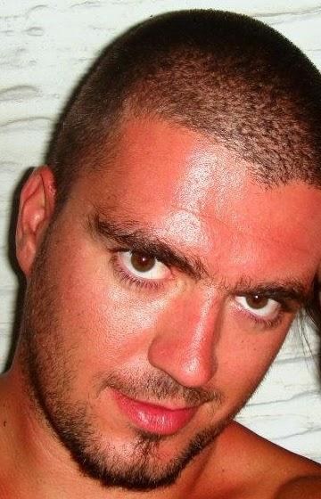My Son John,Look at those eyes!