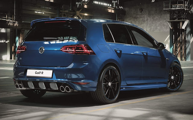 VW Golf R Oettinger