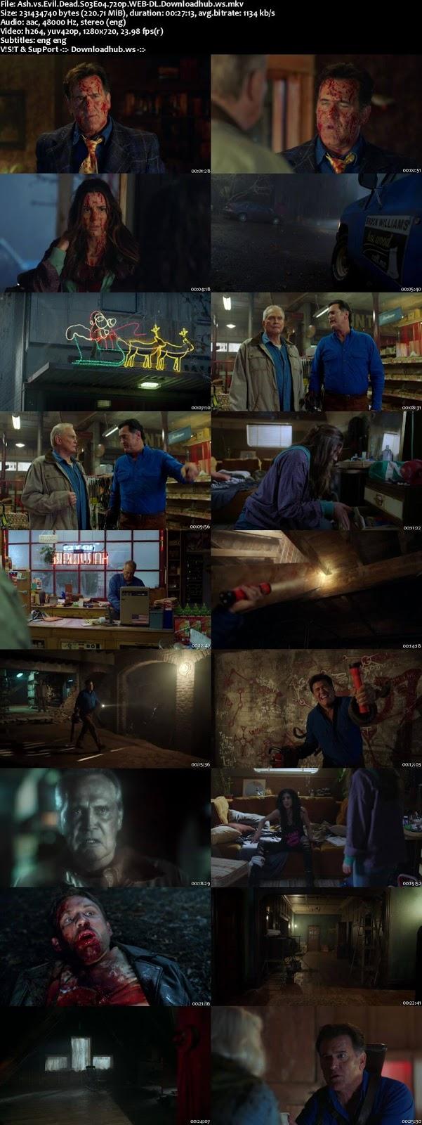 Ash vs Evil Dead S03E04 220MB WEB-DL 720p ESubs