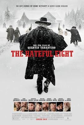 The Hateful Eight 2015 DVD R1 NTSC Latino