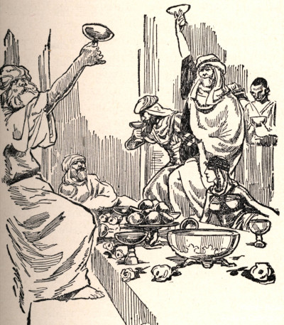 Adonijah Declared a Usurper