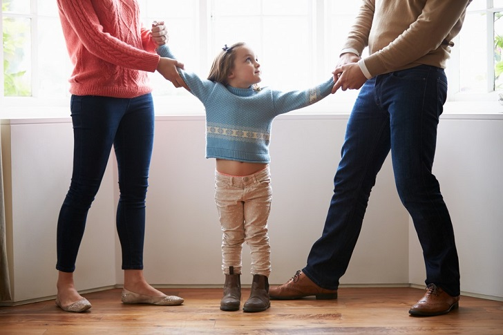 What to Know Legally When Separating with Children