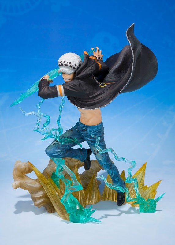"""One Piece"" Trafalgar Law Gamma Knife Figuarts ZERO"