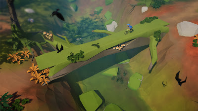 Lonely Mountains Downhill Game Screenshot 7