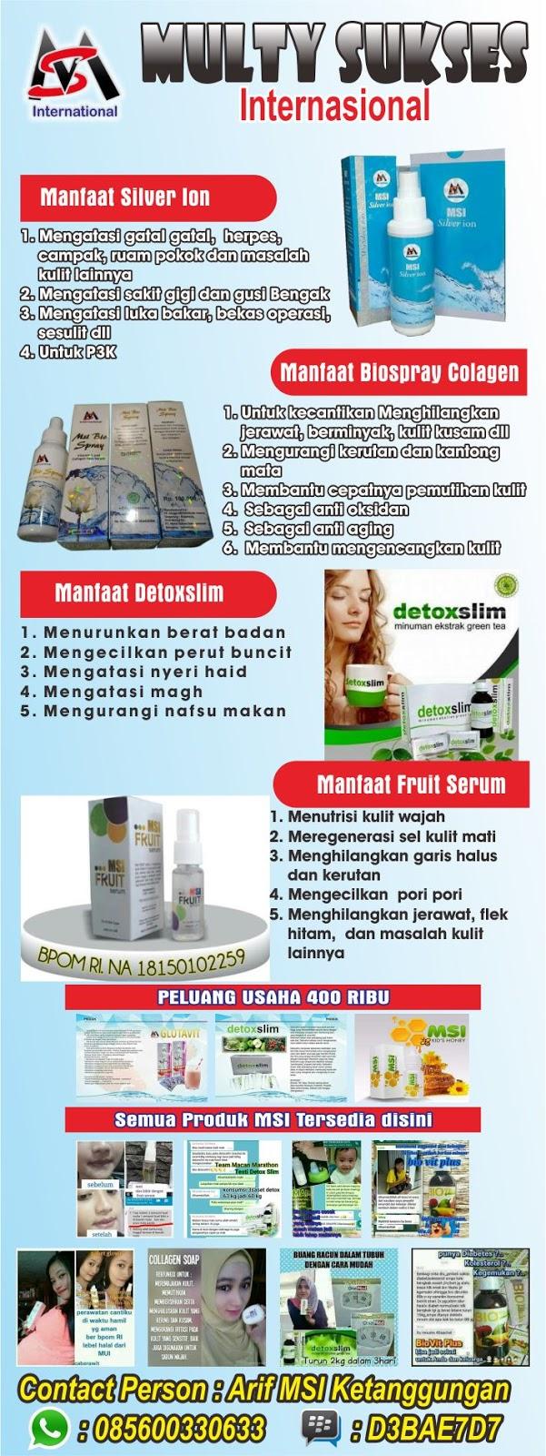 Desain Spanduk Msi Jaya Mandiri Printing