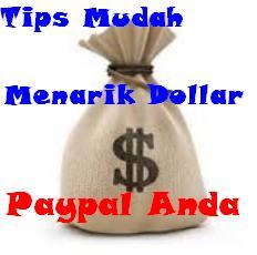 Cara Menarik Dollar Whaff Reward ke Paypal Sampai ke Bank Lokal
