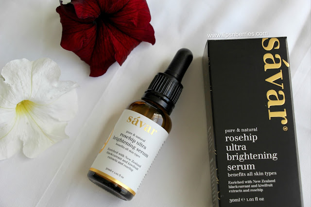 Savar nz rosehip serum review
