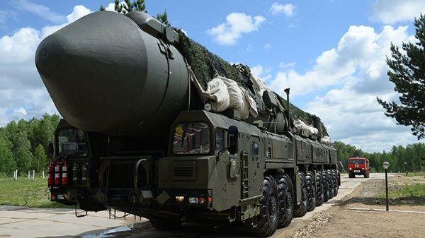 Putin lanza cuatro misiles balísticos en entrenamiento militar