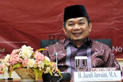 Ketua Fraksi PKS DPR RI Jazuli Juwaini
