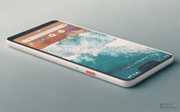 بالفيديو  تسريبات هاتف Pixel 3 XL