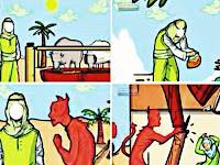Kisah Nabi Ayub Lengkap Dengan Gambar