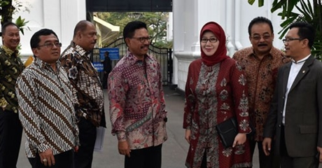 Mendadak, Presiden Jokowi Panggil Perwakilan Partai Koalisi