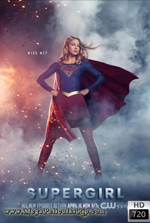 Supergirl Temporada 3 [720p] [Latino-Ingles] [MEGA]