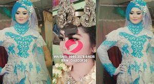 Rias Pengantin Muslimah Syar I Cirebon 0895357864635 Griya Rias