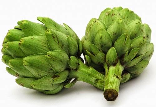 dieta alcachofa y pinas