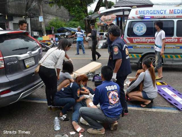 9 Muslim Thailand Bersalah Terkait Rencana Pemboman di Bangkok