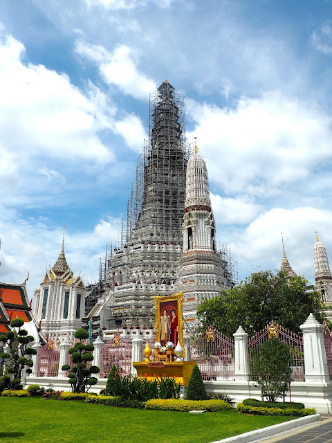 Wat Arun, the Temple of the Dawn, Bangkok, Thailand