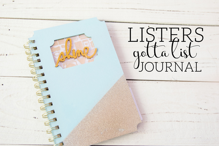 My listers gotta list journal @createoften