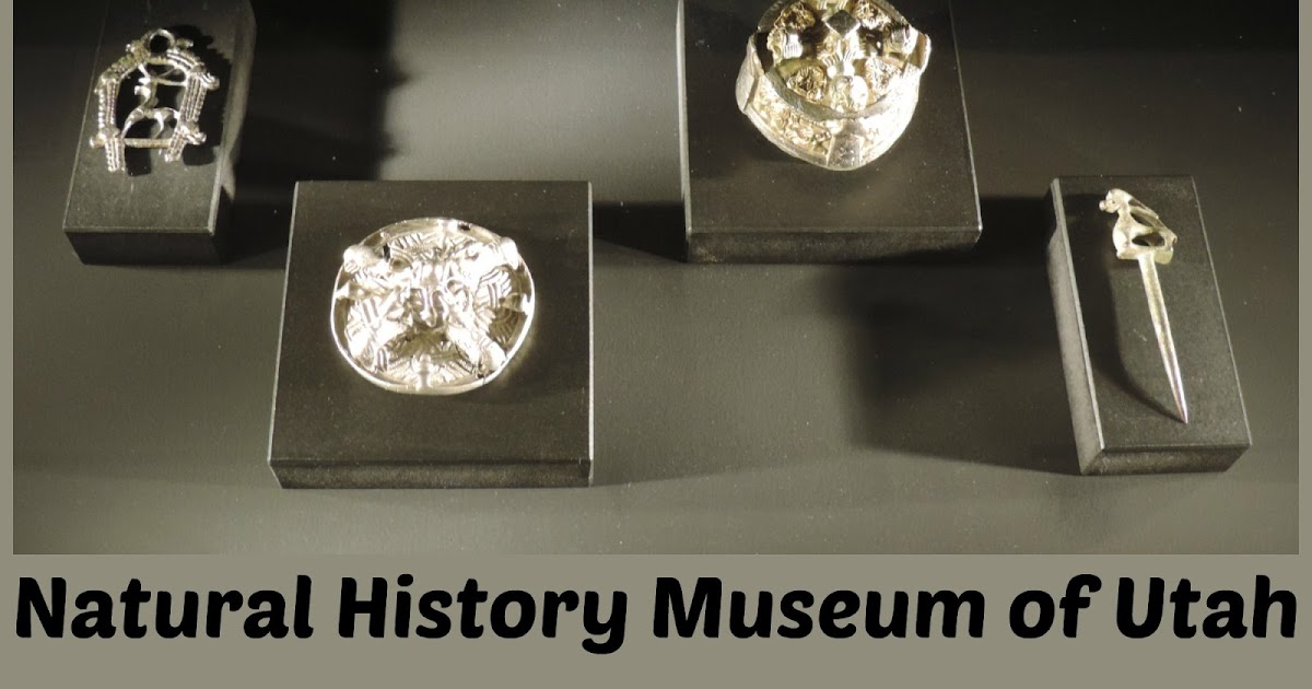 Utah Natural History Museum Vikings