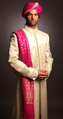New Fashion Styles Latest Gents Pakistan Wedding Dresses 2013