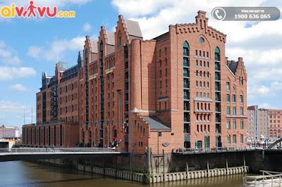 Bảo tàng tại Hamburg