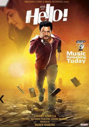 Hello 2017 Hindi Dubbed Movie Download Hdrip 720p Dual Audio Esub