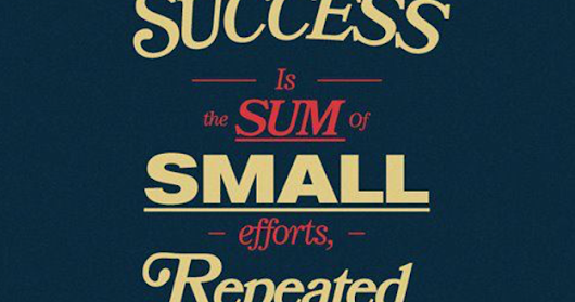 Success is...