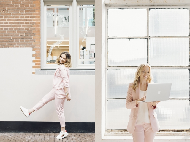 Girlboss interview met fotografe jonge ondernemer Iep Bergsma blog succes verhaal creatieve onderneemsters