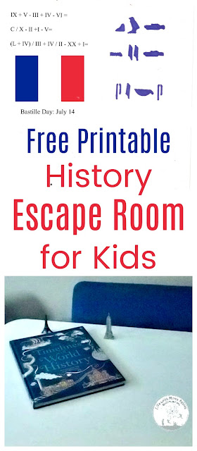 Improve Problem Solving with a History Escape Room