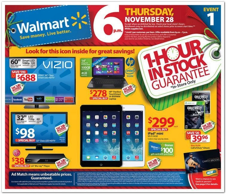 40163555956 Black Friday em Orlando - Walmart 2013