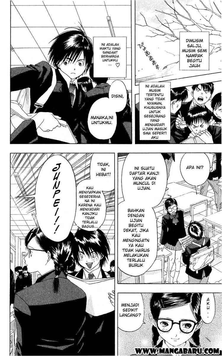 Ichigo 100% Chapter 03-1