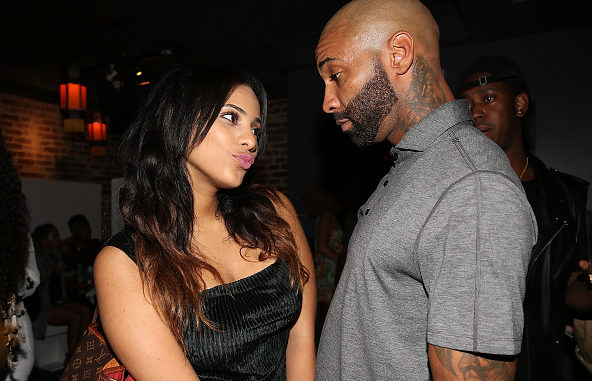 Did Joe Budden cheat on Cyn Santana? Spotted with Instagram model weeks before breakup rumors (video)
