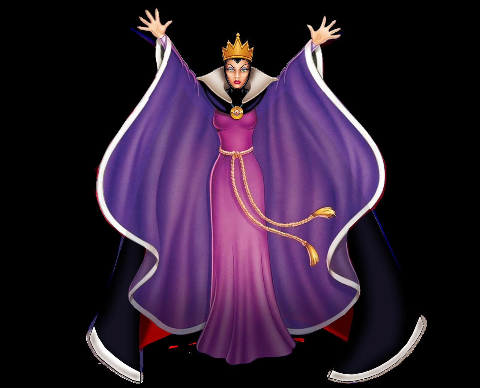 A Very Merry Un-BlogDisney Evil Queen Art