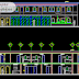 "مخطط منازل townhouses ""مشروع تجاري"" اوتوكاد dwg"