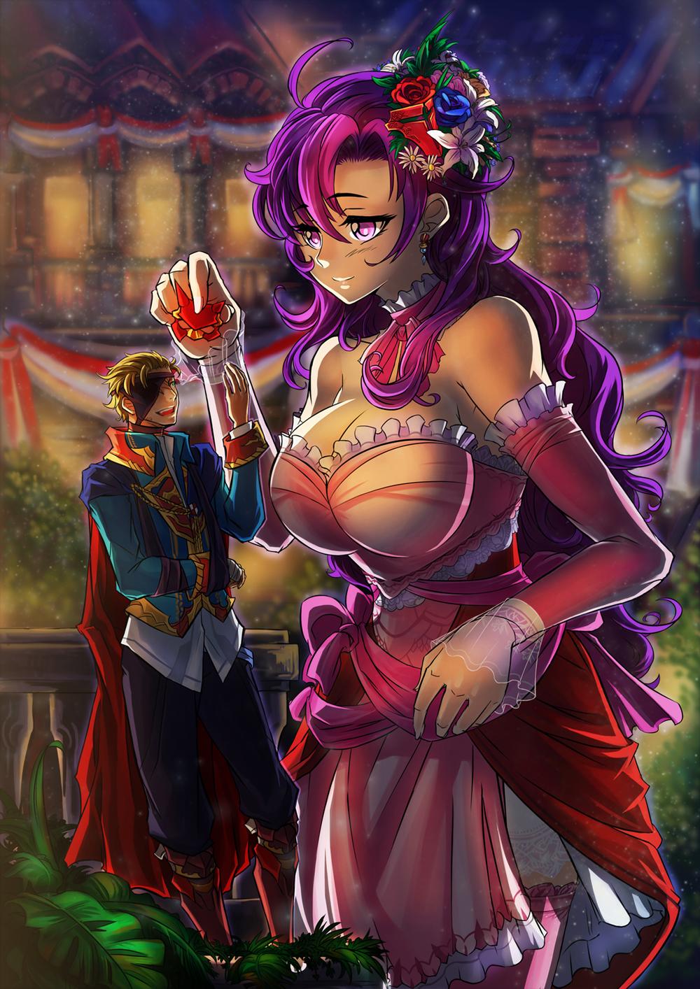 giantess fantasy